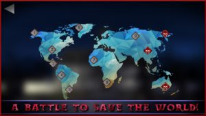 Apple 4 Shot Battle To Save The World for site